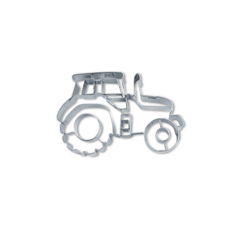 Koekjes uitsteker Tractor 7.5 cm