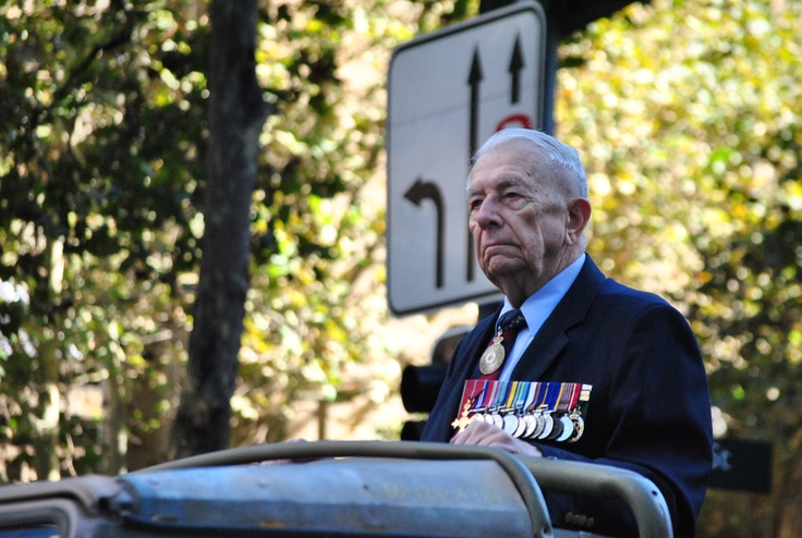 Major General Gordon Maitland AO OBE RFD ED (Retd)