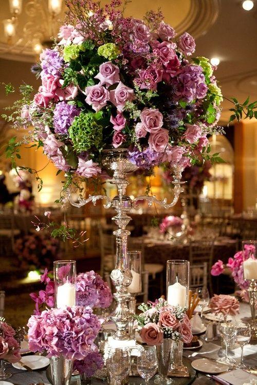 Wedding Blog Green Flower Wedding Tables Decor Wedding Centerpieces