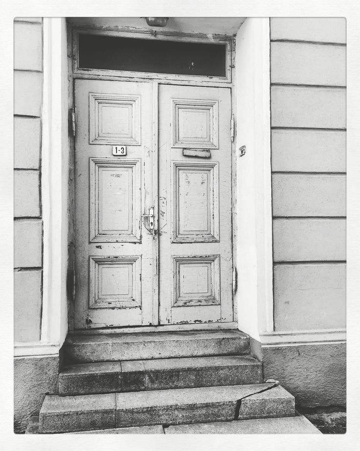Door Klaipeda oldtown