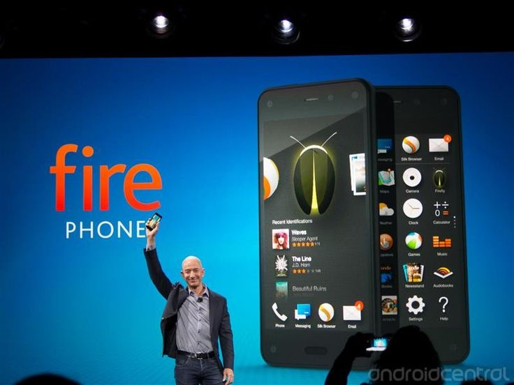 Review - Amazon Fire smartphone