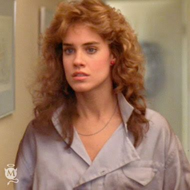 "Catherine Mary Stewart from ""Night of the Comet"""