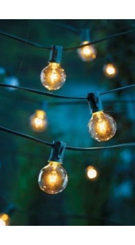 String Globe Lights   Target