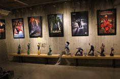 Step inside the Ultimate Collectors Secret Base | Sideshow Collectibles