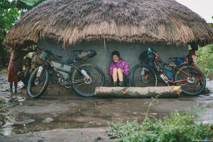 Our Uganda bikepacking journey from Sipi Falls in the east, to the Albertine Rift in the Western Region, just outside of Murchison Falls National Park...