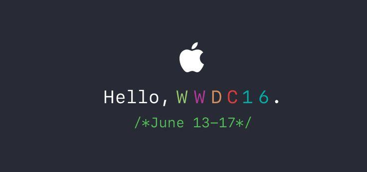 WWDC 2016 : Apple a choisi les étudiants pour leur offrir une bourse