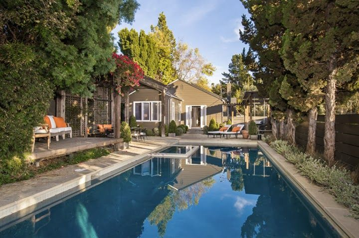 Moon Zappa and Paul Doucette List Laurel Canyon Crib   Variety
