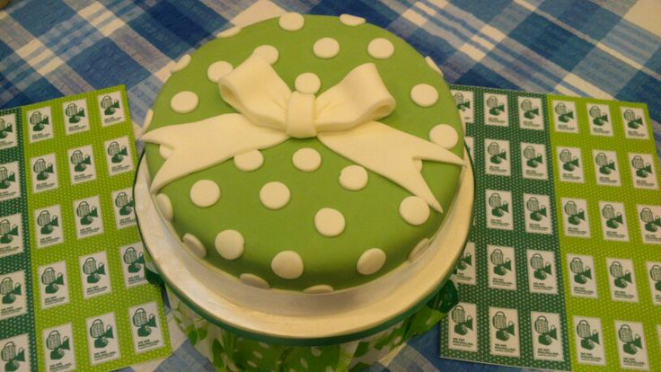 Macmillan coffee morning cake - guess the weight game.
