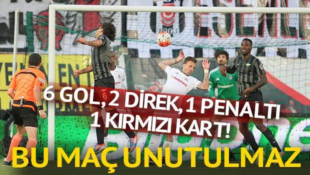Spor Toto Süper Lig 30. hafta mücadelesinde Beşiktaş deplasmanda Akhisar Belediyespor ile 3-3 berabere kaldı. Akhisar Belediye Stadı'nda oynanan karşılaşmada konuk ekip Beşiktaş'ın golleri 15. dakikada Mario Gomez, 47. dakikada Olcay Şahan ve 90. dakikada Cenk Tosun'dan geldi. Akhisar Belediyespor'un gollerini ise 45, 54 ve 78. dakikalarda Hugo Rodallega kaydetti. Öte yandan 90+4. dakikada Sosa'nın …