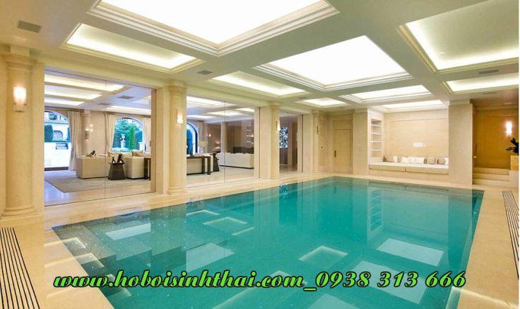 Indoor Swimming Pool -    wwwdesignbvild 7001 indoor