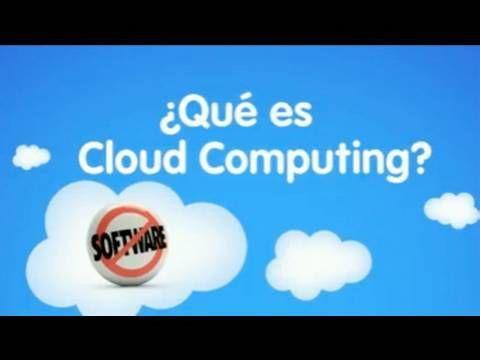 Video sobre cloud computing y las posibilidades