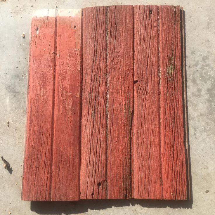 Red Barn Siding