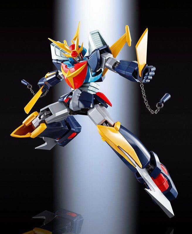 GX-82 Muteki Koujin Daitarn 3 F.A. Bandai Soul of Chogokin