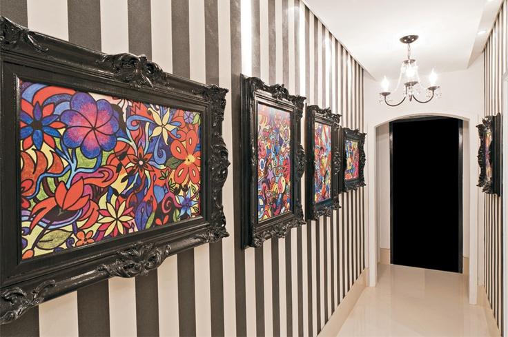 coleção Pop Art da artista plástica Karla Bratfisch.