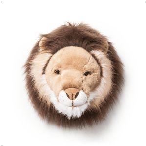 Cesar fra Wild & Soft - Løve trofæ dyrehoved.