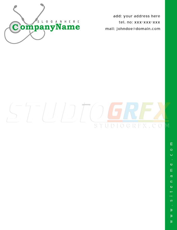 Sample Letterhead Design Visit www.StudioGrfx.com to view my portfolio.  #letterhead #graphicdesign #design #studiogrfx #coverletterdesign