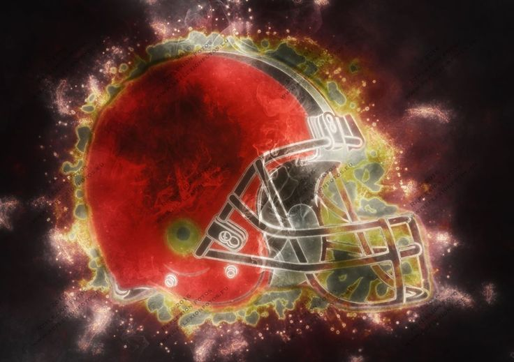Cleveland Browns styled logo - Reflexión Fotos