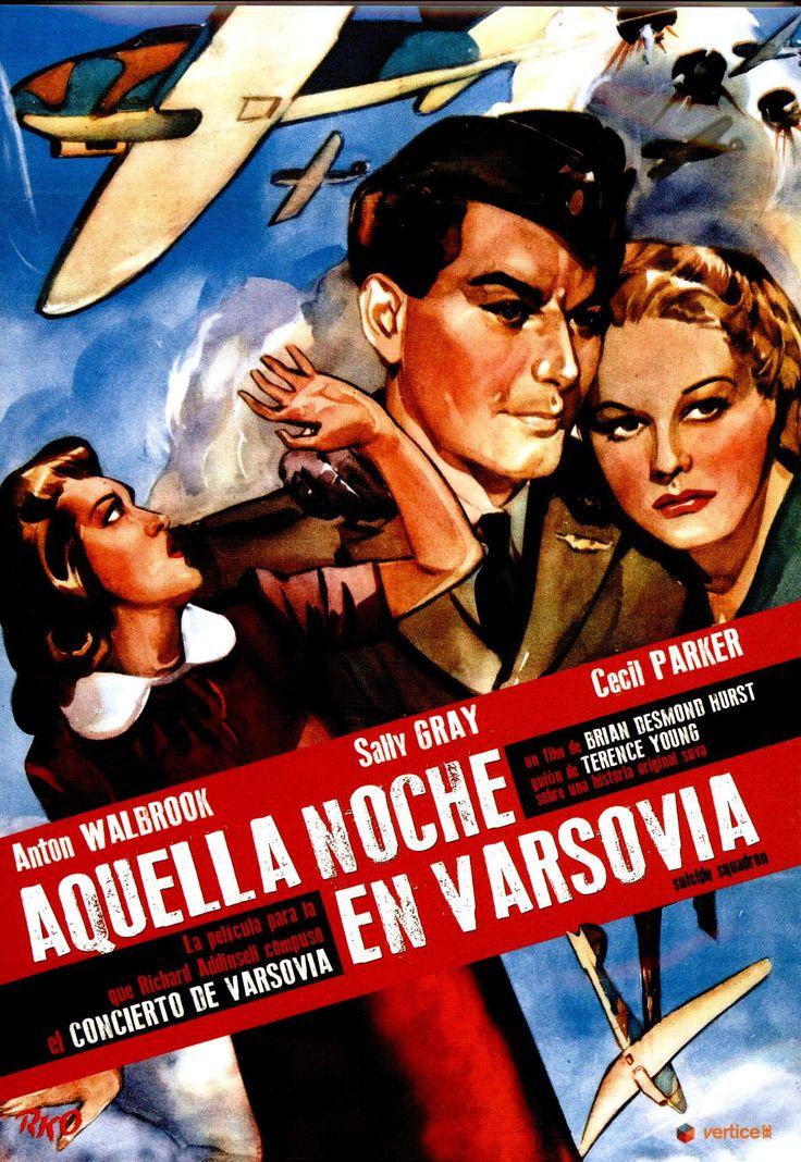 Un famoso compositor polaco (Anton Walbrook) se resiste a dejar Varsovia ante la entrada de las tropas nazis, pero finalmente viaja a Inglaterra donde se alistará en un escuadrón aéreo con el propósito de vengar a sus compatriotas. Entretanto se casará con una periodista americana (Sally Gray)