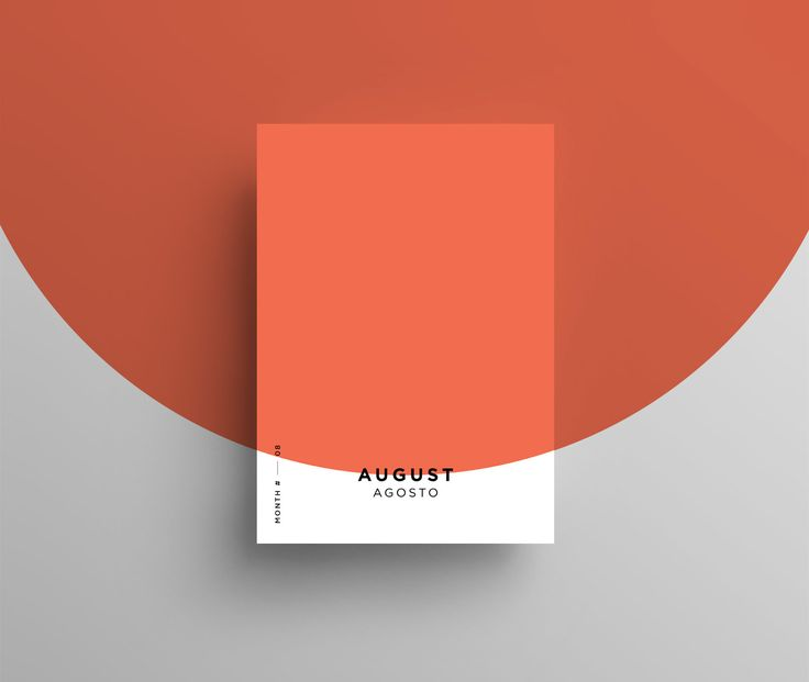 """Check out this @Behance project: """"Minimal Months"""" https://www.behance.net/gallery/43886641/Minimal-Months"""