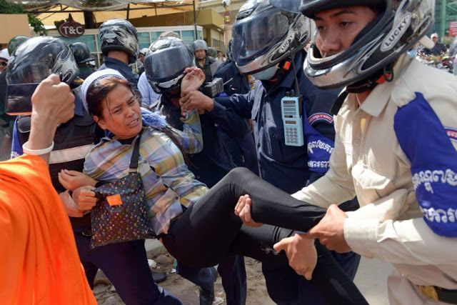 Hun Sen is waging systematic campaign to silence dissent: Amnesty