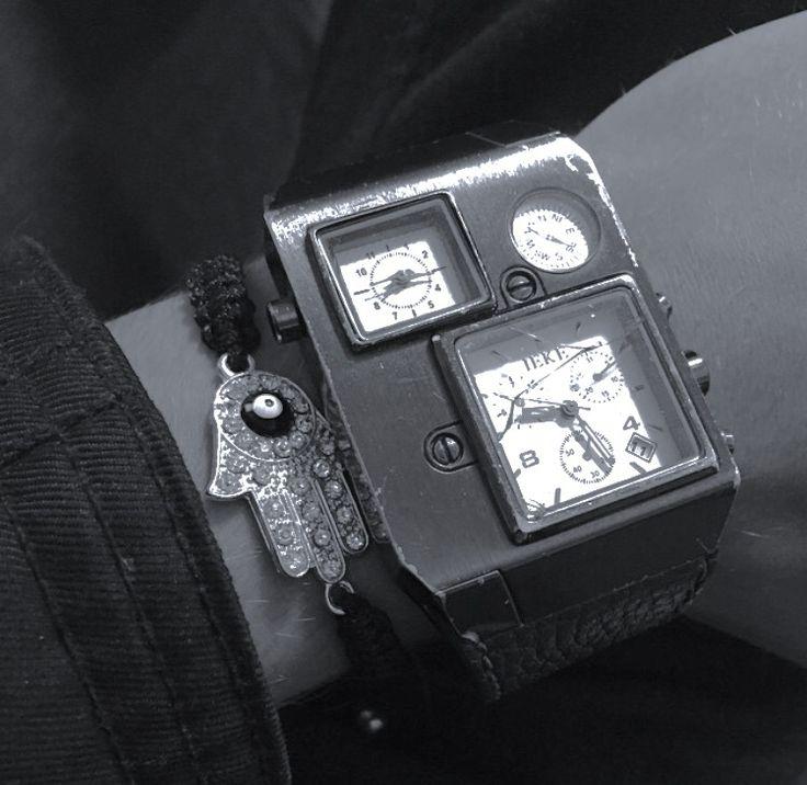 Old but still my favourite watch. (C) Klaid-Erik Lanna
