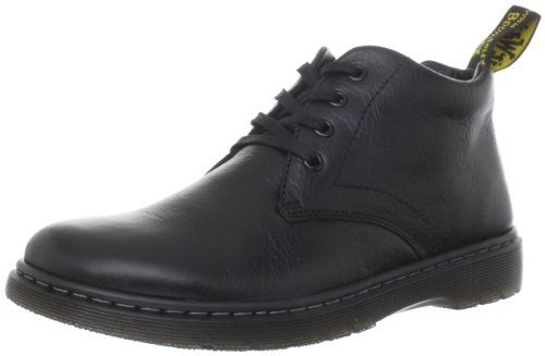 Dr. Martens Men's Barnie Boot,Black Overdrive,10 UK/11 M US - http://authenticboots.com/dr-martens-mens-barnie-bootblack-overdrive10-uk11-m-us/