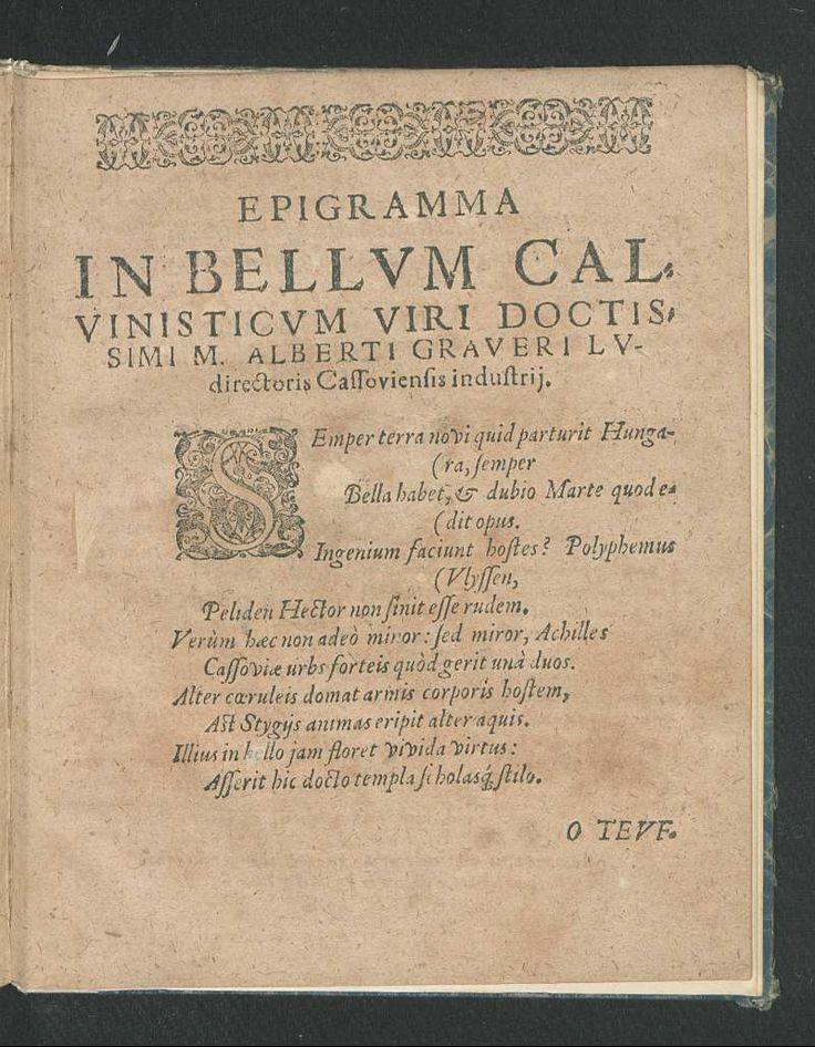 Bellum...