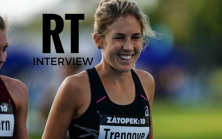 Jessica Trengove Road to Rio Interview: Marathon