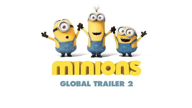 Minions - Official Trailer 2 (Universal Pictures) HD - BANANA! Minions have their priorities straight.