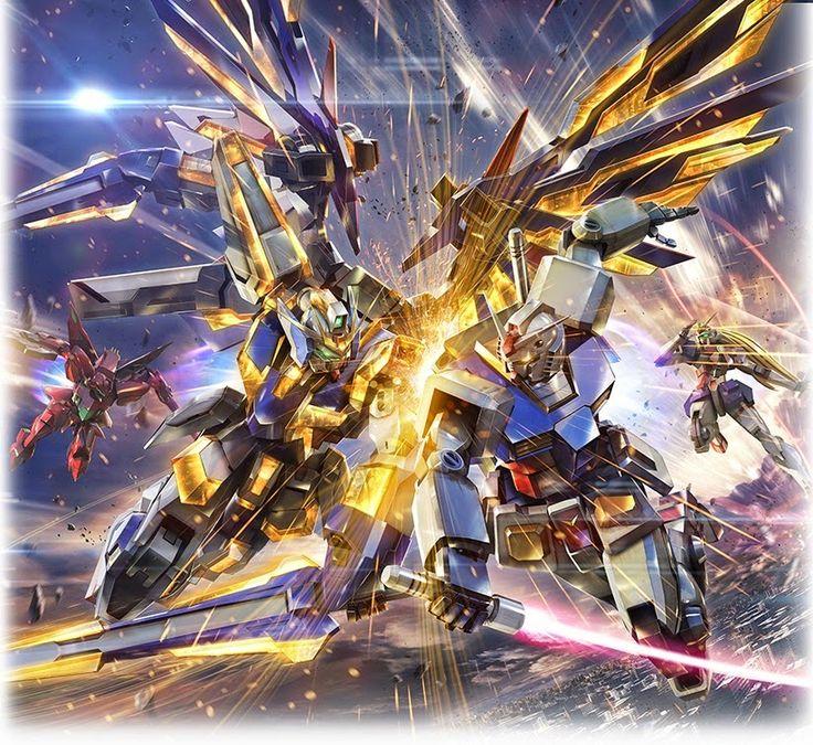 Gundam Iphone Wallpaper: 337 Best Images About GUNDAM On Pinterest