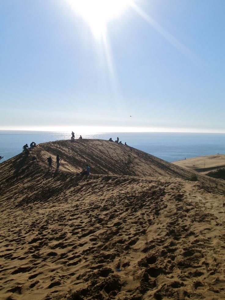Viña del Mar, Chile- Concon dunes