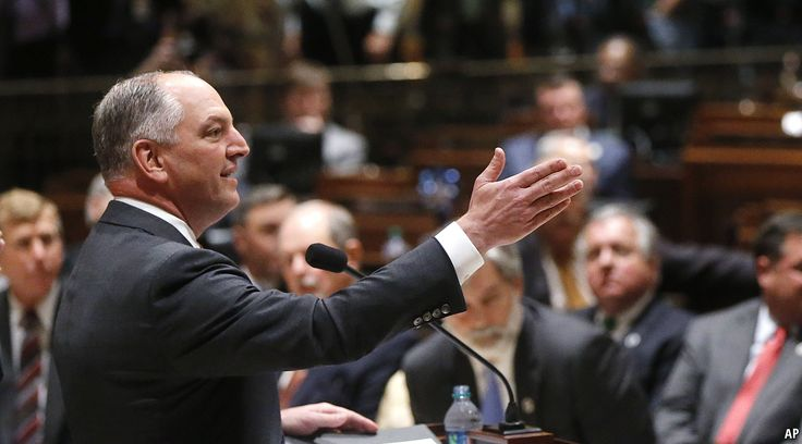 Can Democrats in the South learn from John Bel Edwards?