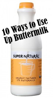 Yes!! Now I don't have to use a cup of buttermilk for a recipe and wonder what to do with the rest!