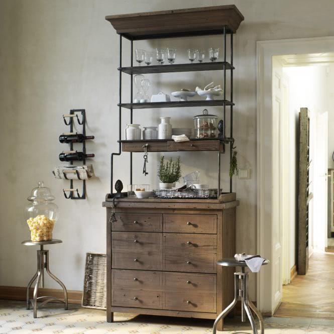 Best Pin By Ladendirekt On Schränke Brown Kitchens Home 400 x 300
