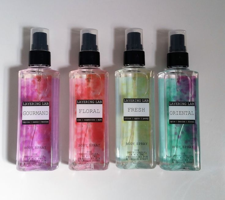 Superdrug Layering Lab Body Mists. | Body mist, Labs and ...