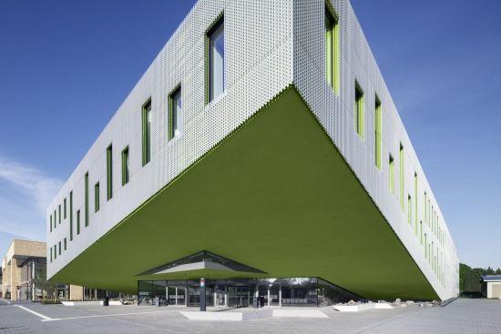 "Projekt ""Hörsaalgebäude Hochschule Osnabrück""...competitionline"