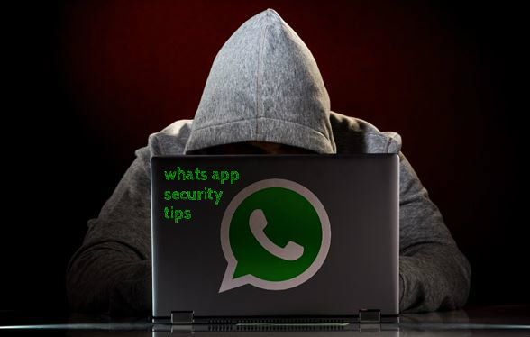 5 WhatsApp security tips for android  users [latest]