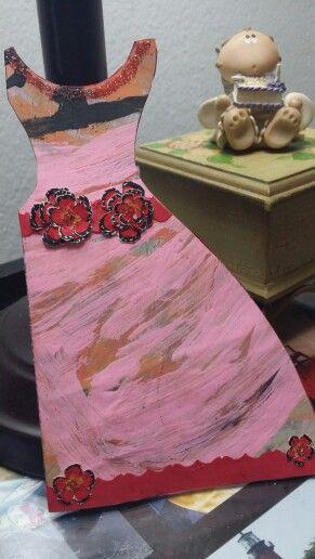 Forma de vestido/ love it