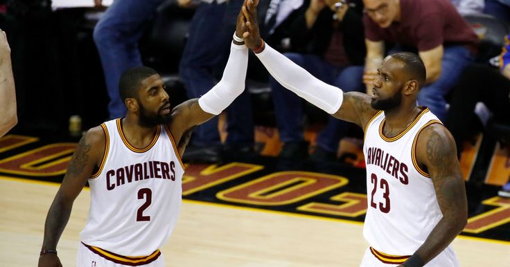 NBA Insider Thinks Kyrie Irving\'s Dad Ruined Relationship With LeBron