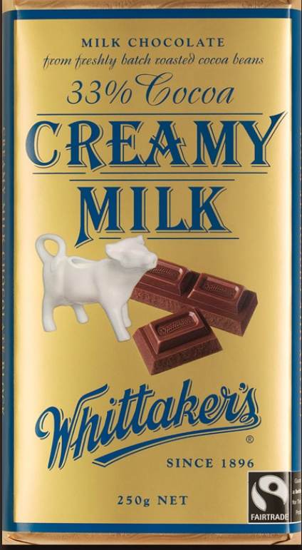 Whittaker's Chocolate   whittakers.co.nz/