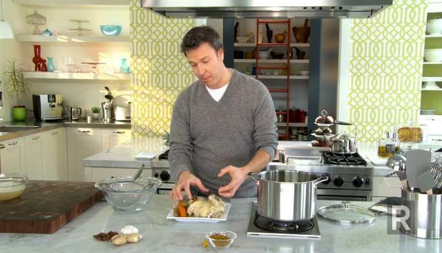 Soupe-repas au poulet du Moyen-Orient | Recettes IGA | Légumes, Lentilles, Recette facile