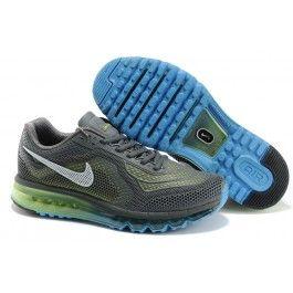 Nike Air Max Lila Grün