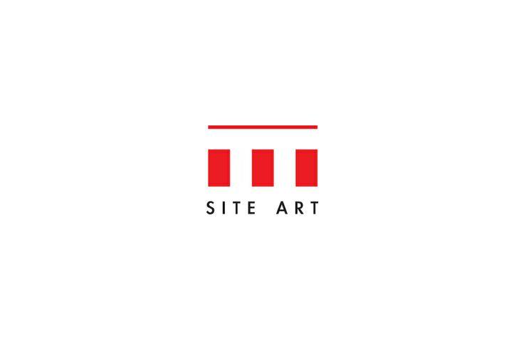 Site Art logo design by @Dekoratio Brand Studio