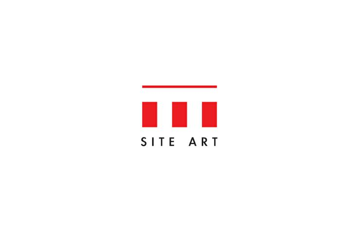 Site Art logo design by @Dekoratio Brand Studio