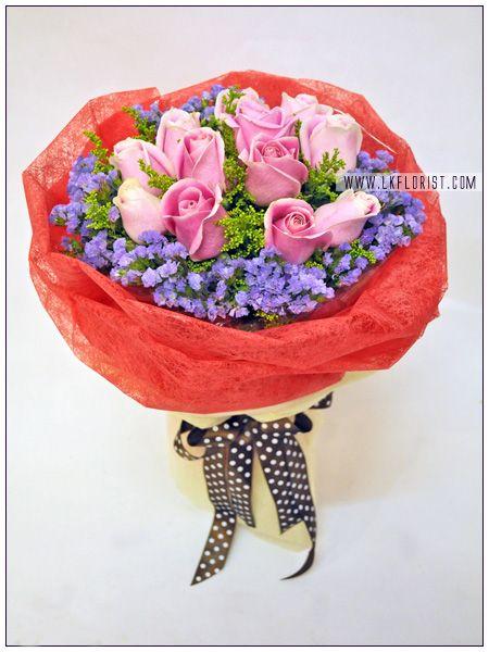 Hand Bouquet,HB041100-13