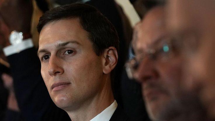 Jared Kushner Loses Clearance for Top-Secret Intelligence in White House Security Overhaul | KTLA