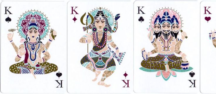 Divine Art Playing Cards - Relaunch