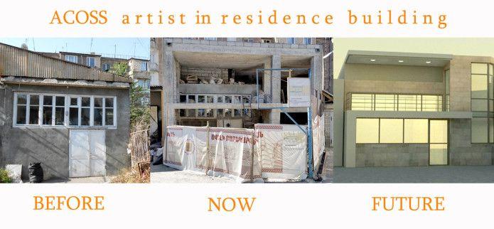 An international art space in Armenia | Indiegogo