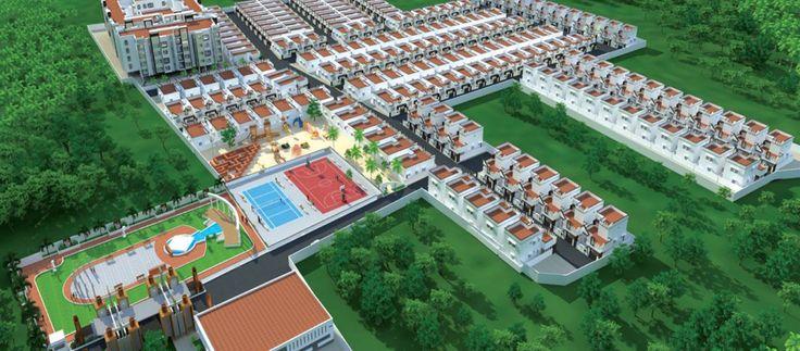 Project layout of SreeDaksha's Vhridhaa