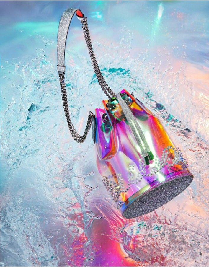 e57ce828e1a Taste the rainbow with #ChristianLouboutin 's | Bags in 2019 ...